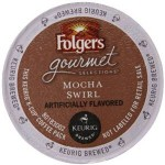 Folgers Gourmet Sele Countions K-Cups, 72 Count For $23.99-$27.99! (Mocha Swirl, Caramel Drizzle, French Roast)
