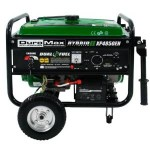 4850-watt Duromax Dual Fuel Propane/Gas Portable Electric Start Generator For Only $299.99! ($597 at Amazon!)