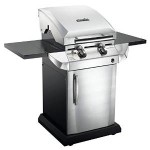 Char-Broil TRU Infrared Urban Gas Grill with Folding Side Shelves For Just $199 Shipped!