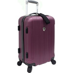 Traveler's Choice Cambridge 20 in. Hardsided Spinner For $49.99 Shipped!