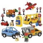 LEGO Education DUPLO Community Vehicles Set (56 Pieces) – $56.78 w/Free Shipping!