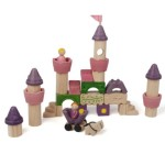 Plan Toys Fairy Tale Blocks Only $19.98!
