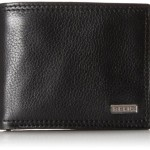 Relic Men's Leather Mark Traveler Wallet For Just $9.99