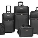 Traveler's Choice Versatile 5-Piece Luggage Set $79.99 w/Free Shipping