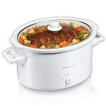 8-Quart Hamilton Beach Slow Cooker For Only $24.99!
