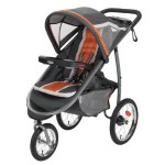 Graco FastAction Fold Jogger Click Connect Stroller Just $95.99 Shipped