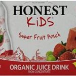 Honest Kids Certified Organic Fruit Quencher, Superfruit Punch Pouches (Pack of 32) For $13.47-$15.26!