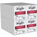 24 Packs Of Vanity Fair Impressions Dinner Napkin For Just $1.23-$1.46 Per Pack!