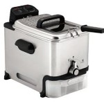 T-fal Ultimate EZ Clean 2.6-Pound / 3.5-Liter Stainless Steel Immersion Deep Fryer