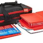 Price Drop – Pyrex Portable 9-Piece Double Decker Set For Only $19.97!