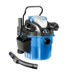 Vacmaster Wet/Dry Vacuum 5 Peak HP Powered By 2-Stage Motor with Remote Control For Just $79 Shipped