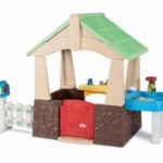 Little Tikes Deluxe Home and Garden Playhouse Only $135.99 Shipped!