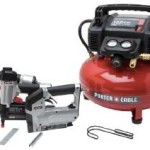 PORTER-CABLE Compressor and Nail Guns 3-Tool Combo Kit For Only $199 w/Free Shipping