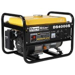 DuroStar DS4000S Gas Powered 4000 Watt Portable Generator Only $199.99 Shipped After Code!