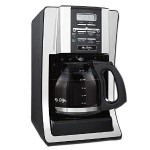 Mr. Coffee Advanced Brew 12-Cup Programmable Coffee Maker For $27.99 + Free Shipping