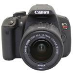 Canon EOS Rebel T5i DSLR Camera with EF-S 18-55mm Lens For Only $479 Shipped!