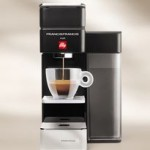 Get A FREE Francis Y3 or Y5 Espresso Machine (Reg. $279) w/Purchase of 12 Cans of illy Coffee Capsules!