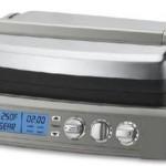 Cuisinart Stainless Steel Griddler Elite Grill – $169.99 + Free Shipping