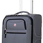 SwissGear Check Lite 24″ Pilot Case Spinner Luggage For $49.99 w/Free Shipping