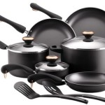 Paula Deen 12-Piece Nonstick Cookware Set With Porcelain Exterior Just $59.99 w/Free Shipping!