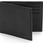 Cole Haan Slimfold Leather Wallet For $29.39 Shipped From Saks