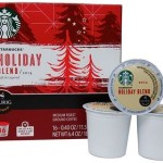160-Pack of Starbucks Holiday Blend 2014 Medium Roast Coffee K-Cups For $39-$41.65 Shipped!