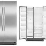 Kenmore 25 cu. ft. Side-by-Side Refrigerator For Just $699.99 w/Free Shipping!!