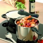 WMF Perfect Plus 8-1/2-Quart and 4-1/2-Quart Stainless Steel Pressure Cookers For Just $189.99 w/Free Shipping!