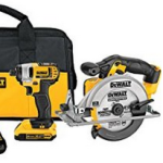 Today Only: DEWALT 20V MAX Lithium-Ion 4-Tool Combo Kit Just $249 + Up to 55% Off Select DEWALT Power Tool Accessories!