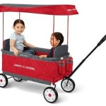 Radio Flyer Kid's Ultimate EZ The Best Folding Wagon Ride On For Only $159.99!