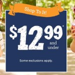 Gymboree: $12.99 And Under Sale + Free Shipping On All Orders! (+ Extra 25% Off New Accounts)