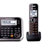 Panasonic Link2Cell Bluetooth Enabled Phone with 3 Cordless Handsets For $89.95 w/Free Shipping