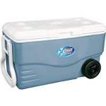 Coleman 100 qt. Xtreme Wheeled Cooler For Only $59 & Free Shipping!
