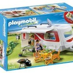 PLAYMOBIL Family Caravan Just $19.99!