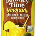 Country Time Lemonade Drink Mix Large 82.5 Ounce Canister For Just $3.56-$4.11 Shipped
