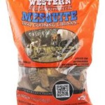 WESTERN Mesquite Cooking Wood Chunks For $5.58 (Add-on Item)