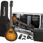 Epiphone Guitar Player Pack Series 15 Watt Electric Guitar Pack Just $169.99 Shipped