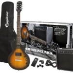 Epiphone Guitar Player Pack Series 15 Watt Electric Guitar Pack Just $169.99 Shipped