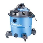 Vacmaster 12 Gallon 5 Peak HP Detachable Blower Wet/Dry Vacuum For $69.86 w/Free Shipping!