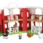 Fisher-Price Little People Animal Friends Farm Toy For Just $22.39