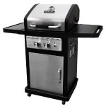 Dyna-Glo Black & Stainless Premium Grills, 2 Burner Just $214 w/Free Shipping!
