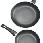 Kitchen Pro WearEver Nonstick Fry Pans, 8 and 10-Inch, 2-Piece Set For Only $10.11!