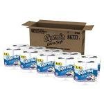 10 Packs of 4 Double Rolls of Charmin Ultra Soft Toilet Paper For $18.87