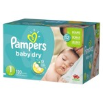 Pampers & Huggies Diaper Super Packs For Only $24.98 + Get Free $10 Gift Card On Two!