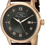 Hot! Lucien Piccard Men's Watch Only $27.29 Shipped!!