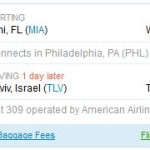 Fly From Miami to Tel Aviv Israel For Just $690 Roundtrip On US Airways!