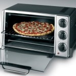 DeLonghi Black Convection Oven with Rotisserie For Only $49.99 Shipped