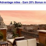 Convert your Starwood Starpoints into AAdvantage Miles & Earn 20% Bonus Miles