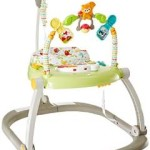 Fisher-Price Woodland Friends Space Saver Jumperoo Just $39 w/Free Shipping!