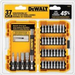 DEWALT 37-Piece Screwdriving Set Just $12.97!